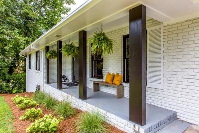 Sandy Springs Single Family Home For Sale: 6715 Wright Road NE