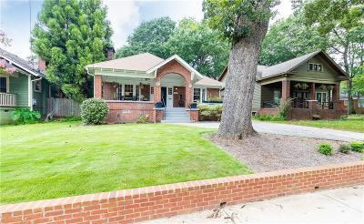 Atlanta GA Single Family Home For Sale: $487,500