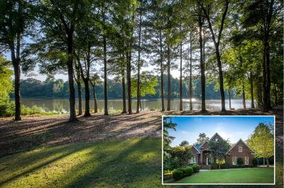 Cherokee County Single Family Home For Sale: 365 Hickory Cove Drive