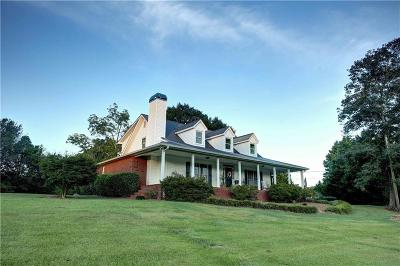 Cumming Single Family Home For Sale: 5330 Dahlonega Highway