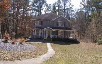 Acworth Single Family Home For Sale: 414 Picketts Mill Run