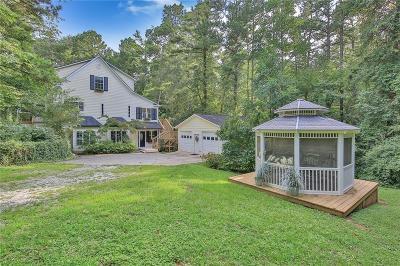 Dallas Single Family Home For Sale: 510 Aiken Drive