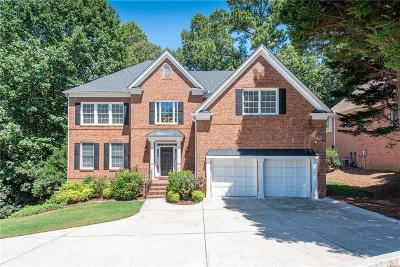 Alpharetta Single Family Home For Sale: 735 Copper Creek Circle