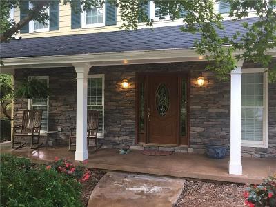 Marietta Single Family Home For Sale: 4307 Revere Circle