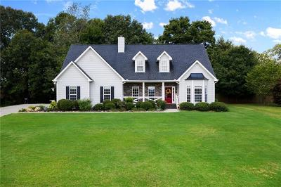 Euharlee Single Family Home For Sale: 39 Red Fox Trail