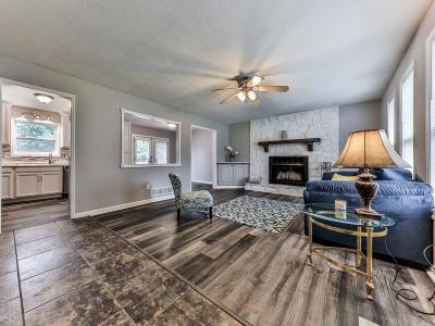 Woodstock Single Family Home For Sale: 112 Southfork Drive