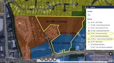 Woodstock Residential Lots & Land For Sale: Highway 92