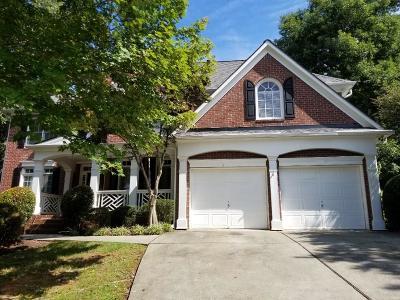 Johns Creek Single Family Home For Sale: 5620 Millwick Drive