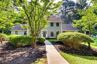 Stone Mountain Single Family Home For Sale: 4230 Autumn Hill Drive