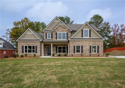 Loganville Single Family Home For Sale: 907 Edgewater Drive