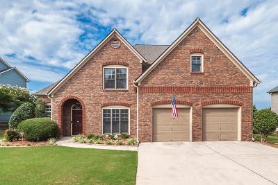 Canton Single Family Home For Sale: 4031 Gold Mill Ridge Ridge
