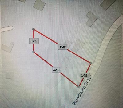 Marietta Residential Lots & Land For Sale: 119 Woodlawn Drive NE