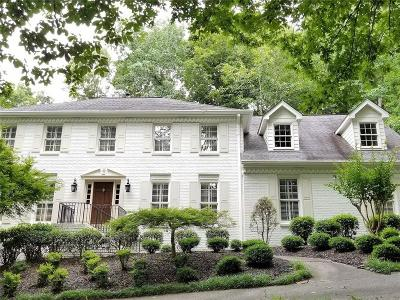 Johns Creek Single Family Home For Sale: 450 Link Road