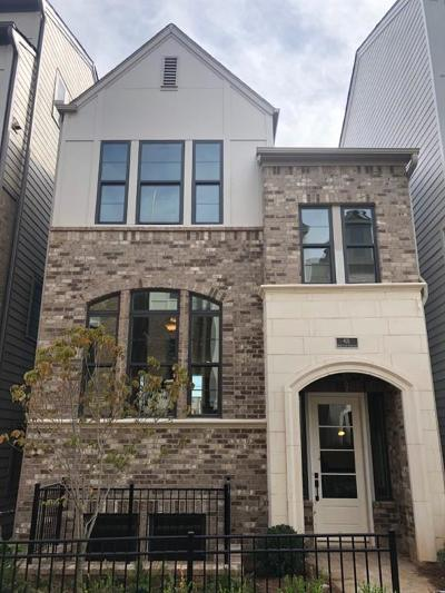 Buckhead Single Family Home For Sale: 621 Broadview Terrace NE