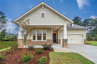 Marietta Single Family Home For Sale: 700 Calbert Circle