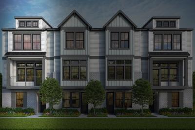 Decatur Condo/Townhouse For Sale: 927 Katie Kerr Drive #7