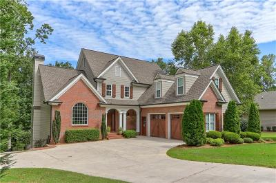 Flowery Branch Single Family Home For Sale: 6558 Bluewaters Drive