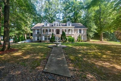 Decatur Single Family Home For Sale: 2724 Kelly Lake Road