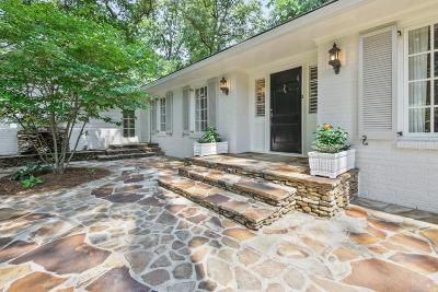 Single Family Home For Sale: 1356 Paces Forest Drive