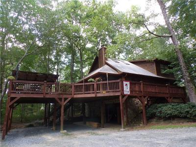 Fannin County Single Family Home For Sale: 196 Lake Cove Circle