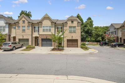 Brookhaven Condo/Townhouse For Sale: 2794 Archway Lane