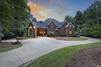 Cherokee County Single Family Home For Sale: 1060 Olde Towne Lane