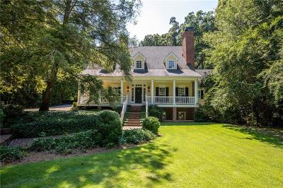 Brookhaven Single Family Home For Sale: 2692 Mabry Road NE