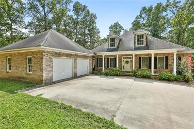 Newnan Single Family Home For Sale: 1727 Boone Road