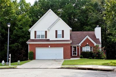 Buford Single Family Home For Sale: 3320 Rivers End Place