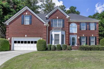 Suwanee Single Family Home For Sale: 861 Lakefaire Landing