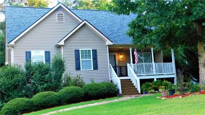 Dawsonville Single Family Home For Sale: 621 Greenwood Park Way