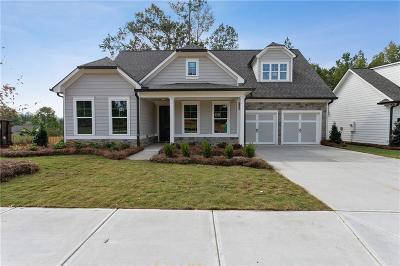 Acworth Single Family Home For Sale: 106 Oakdale Woods Lane