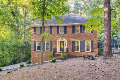 Cobb County Single Family Home For Sale