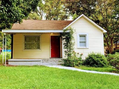 Single Family Home For Sale: 2030 Detroit Avenue NW