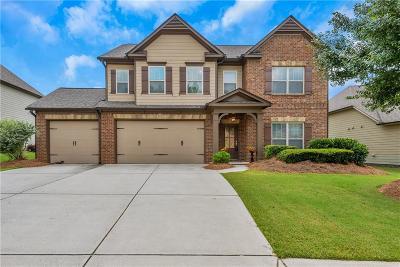 Cumming Single Family Home For Sale: 4045 Deer Run Drive
