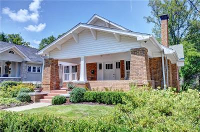 Virginia Highland Single Family Home For Sale: 972 Virginia Avenue NE