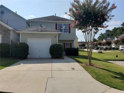 Oakwood Single Family Home For Sale: 4629 Blue Iris Way