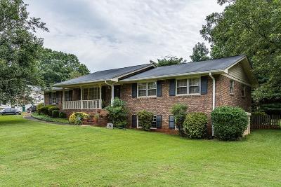 Smyrna Single Family Home For Sale: 3861 N Cooper Lake Road SE
