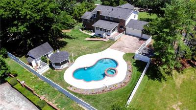 Sandy Springs Single Family Home For Sale: 7515 Ball Mill Road