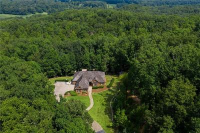 Rockmart Single Family Home For Sale: 831 Government Farm Road