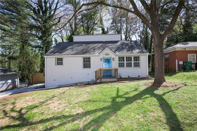 Decatur Single Family Home For Sale: 2074 Dellwood Place