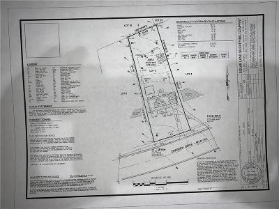 Brookhaven Residential Lots & Land For Sale: 1612 Dresden Drive NE