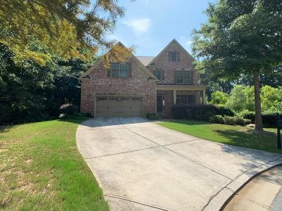 Marietta Single Family Home For Sale: 2305 Boulder View Court