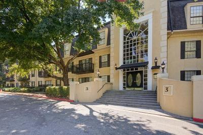 Buckhead Condo/Townhouse For Sale: 3115 Pine Heights Drive NE