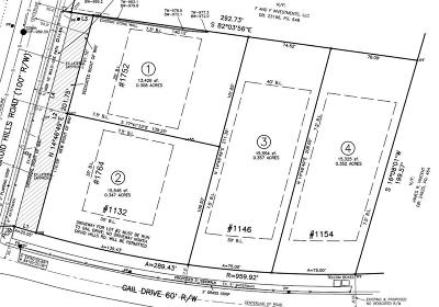 Brookhaven Residential Lots & Land For Sale: 1132 Gail Drive