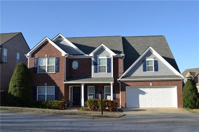 Braselton Single Family Home For Sale: 6041 Riverwood Drive