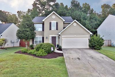 Acworth Single Family Home For Sale: 2743 Northgate Way NW