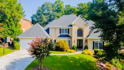 Alpharetta Single Family Home For Sale: 3360 Merganser Lane