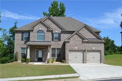 Grayson Single Family Home For Sale: 569 Loretta Way