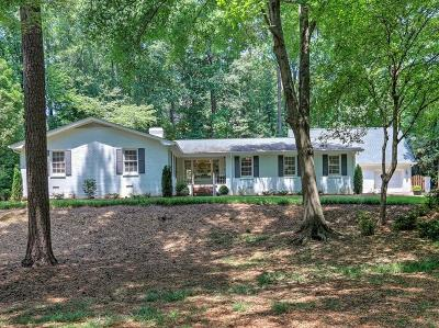 Norcross Single Family Home For Sale: 425 Longview Drive